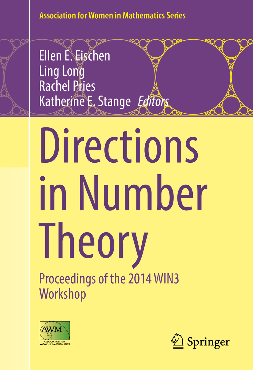 Eischen, Ellen E. - Directions in Number Theory, ebook