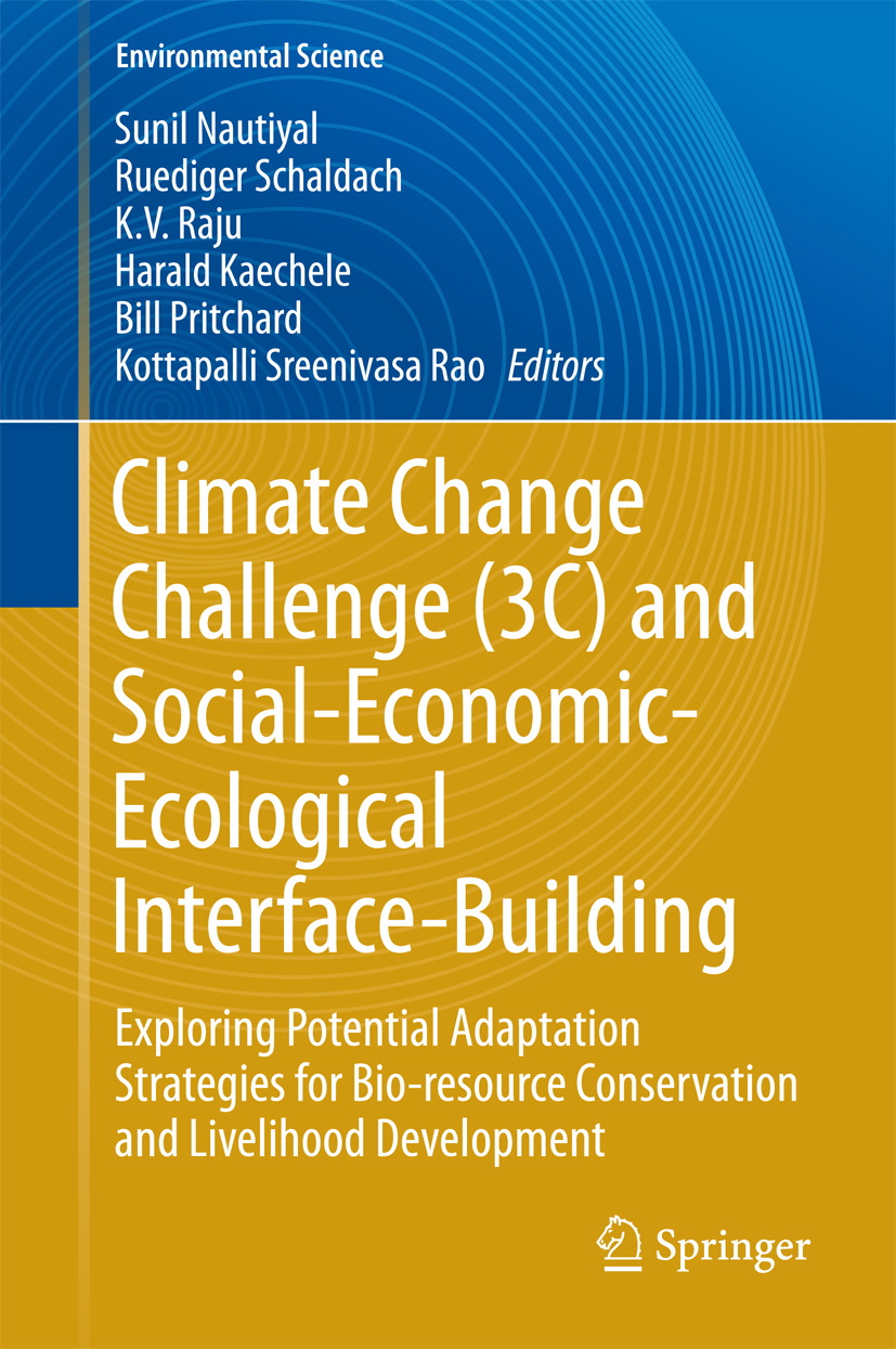 Kaechele, Harald - Climate Change Challenge (3C) and Social-Economic-Ecological Interface-Building, ebook