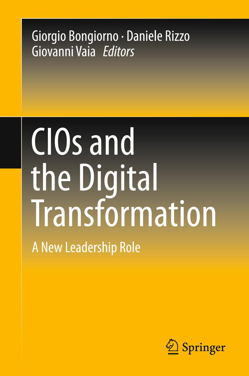 Bongiorno, Giorgio - CIOs and the Digital Transformation, ebook