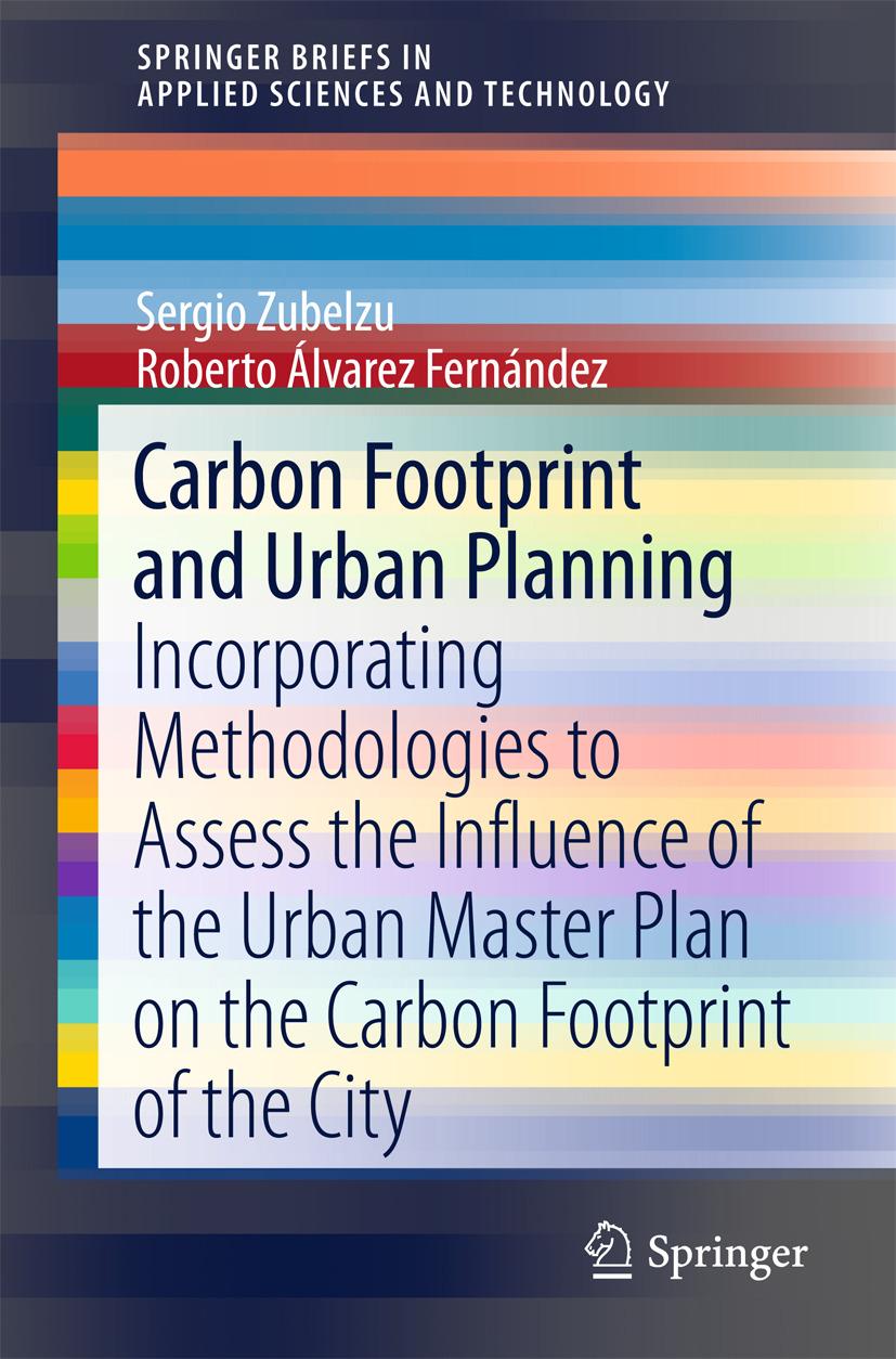 Fernández, Roberto Álvarez - Carbon Footprint and Urban Planning, ebook