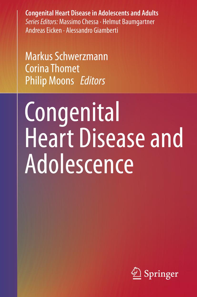 Moons, Philip - Congenital Heart Disease and Adolescence, ebook