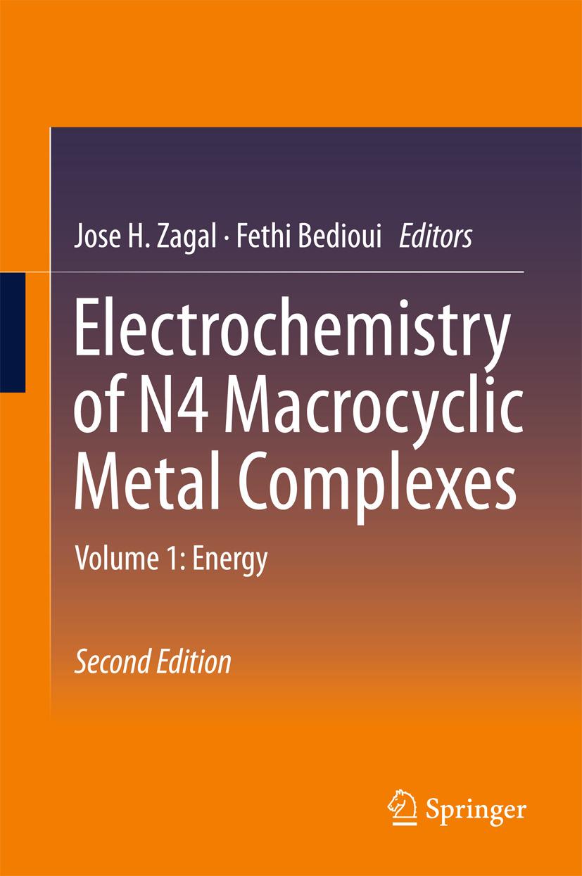 Bedioui, Fethi - Electrochemistry of N4 Macrocyclic Metal Complexes, ebook