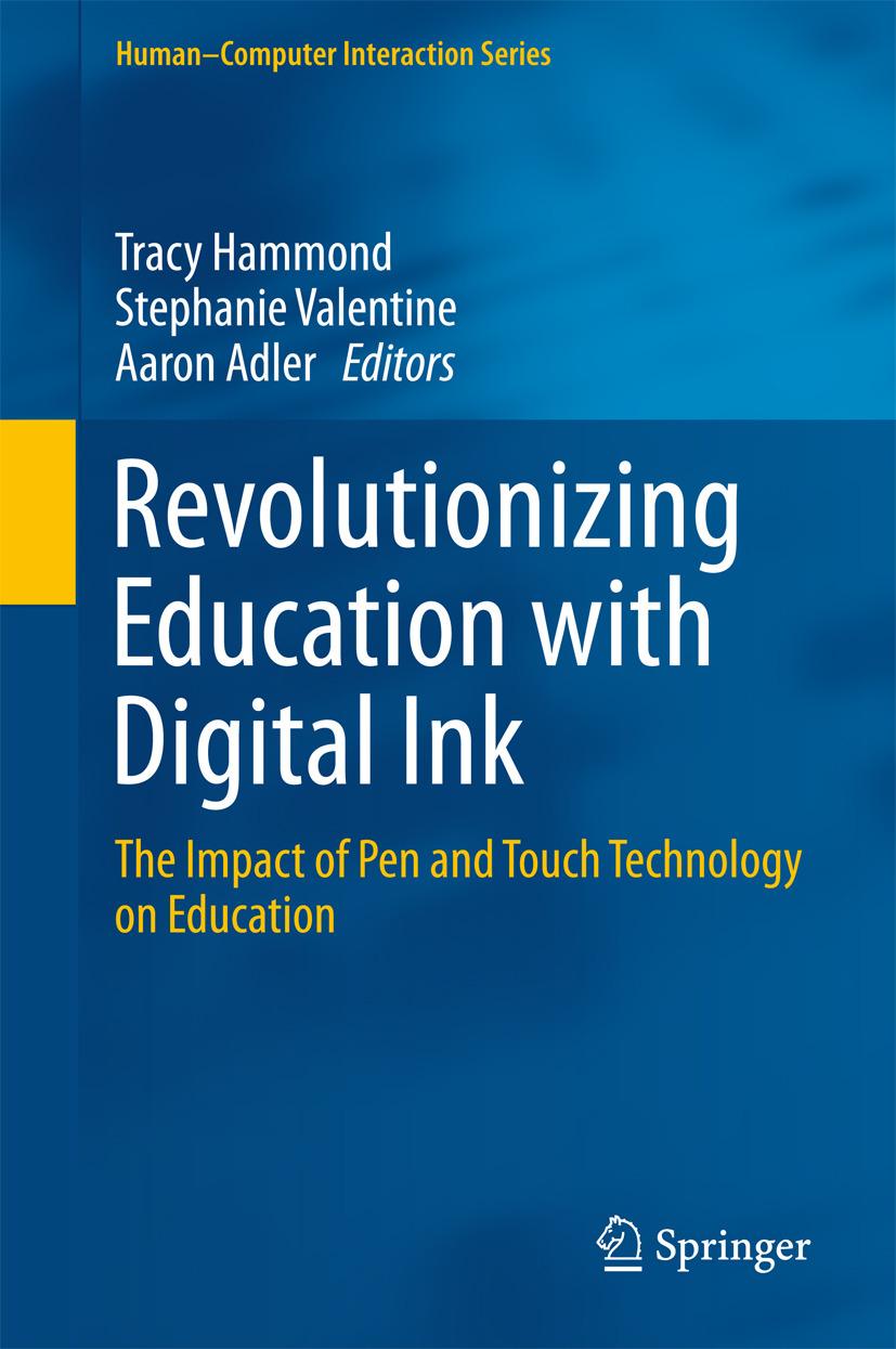 Adler, Aaron - Revolutionizing Education with Digital Ink, ebook
