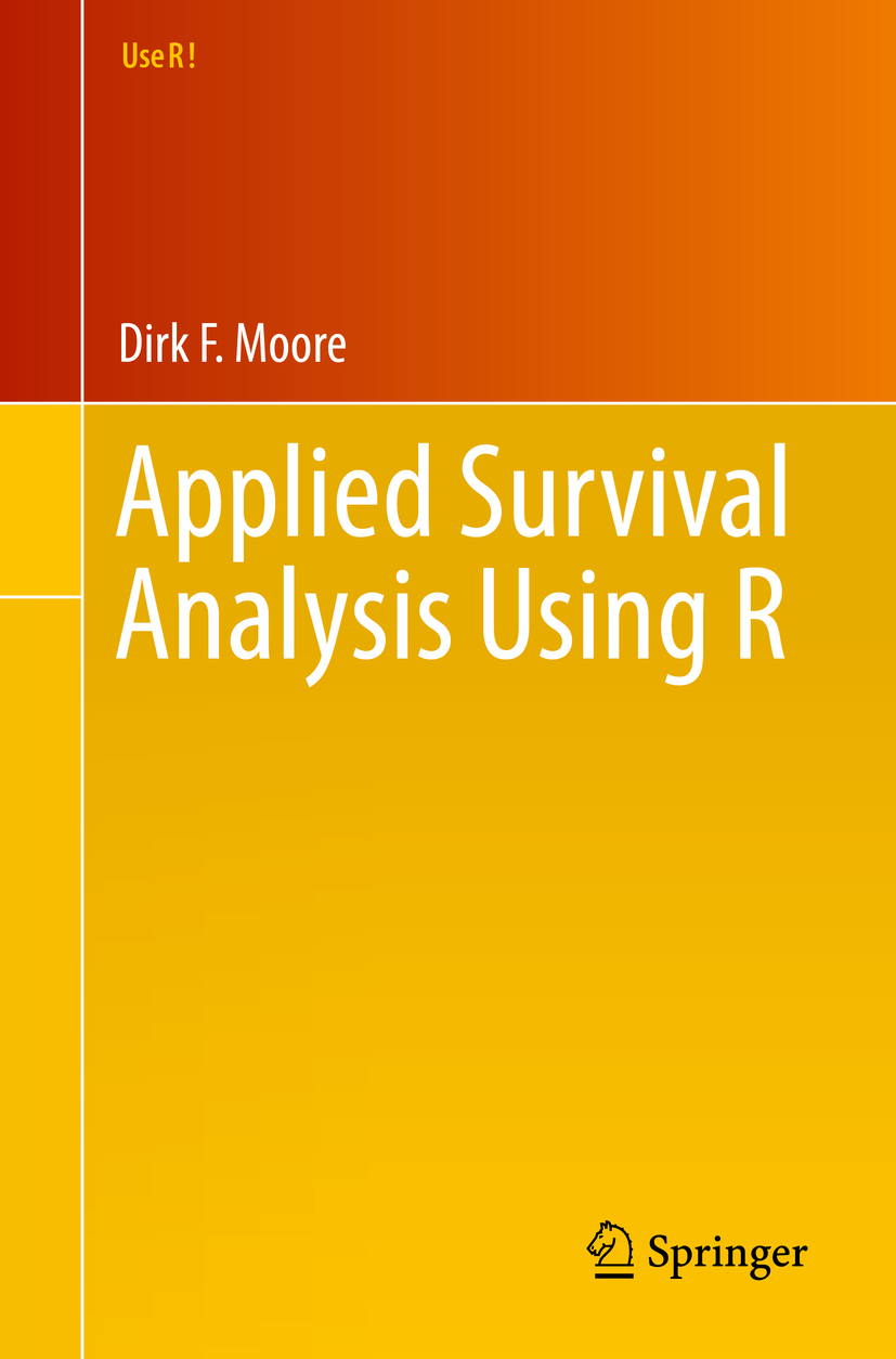 Moore, Dirk F. - Applied Survival Analysis Using R, ebook