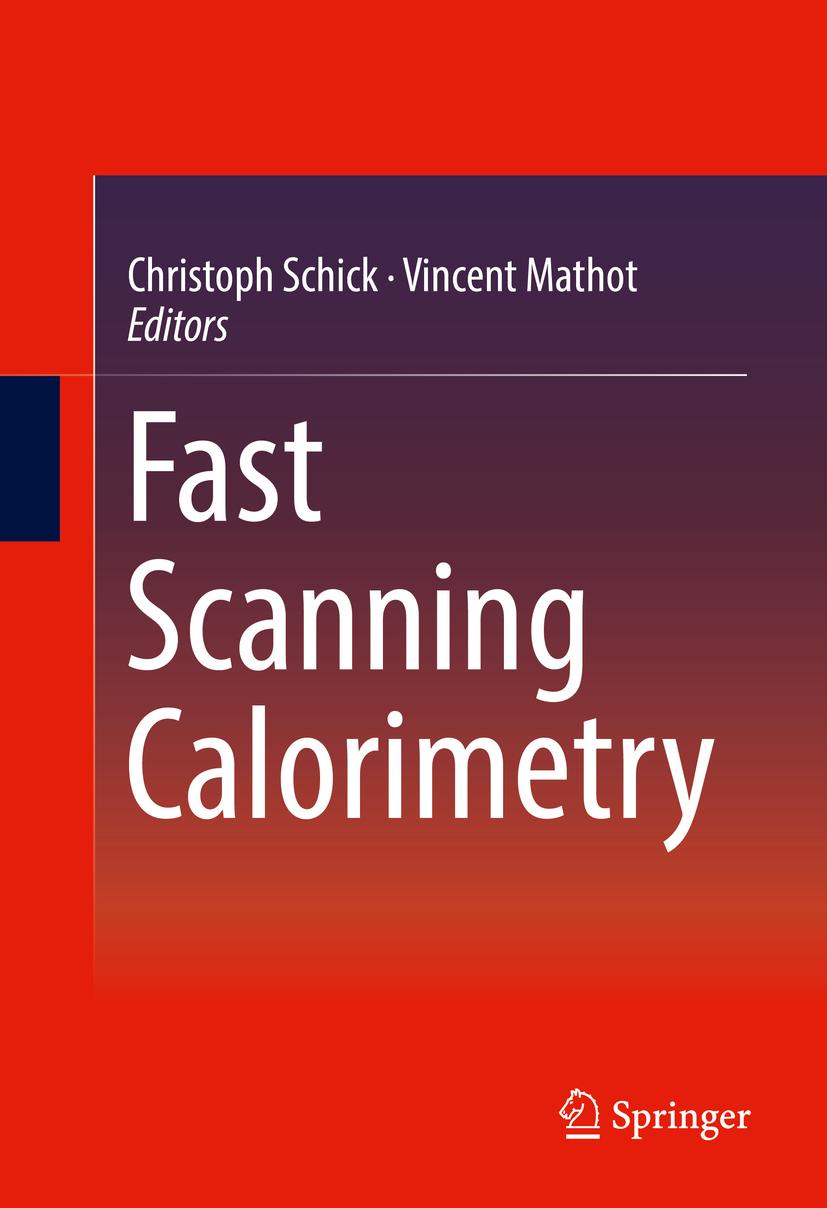 Mathot, Vincent - Fast Scanning Calorimetry, ebook