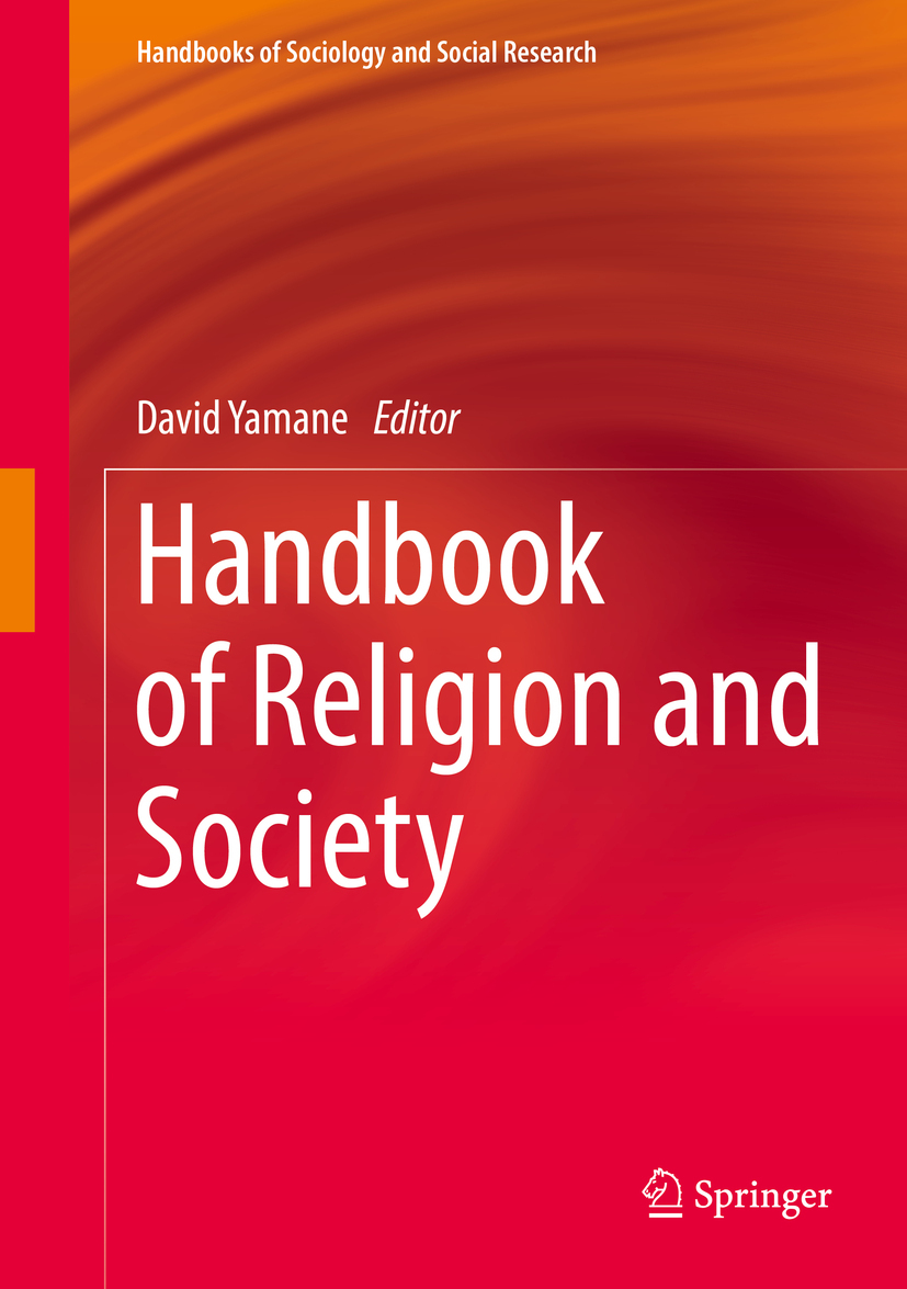 Yamane, David - Handbook of Religion and Society, ebook