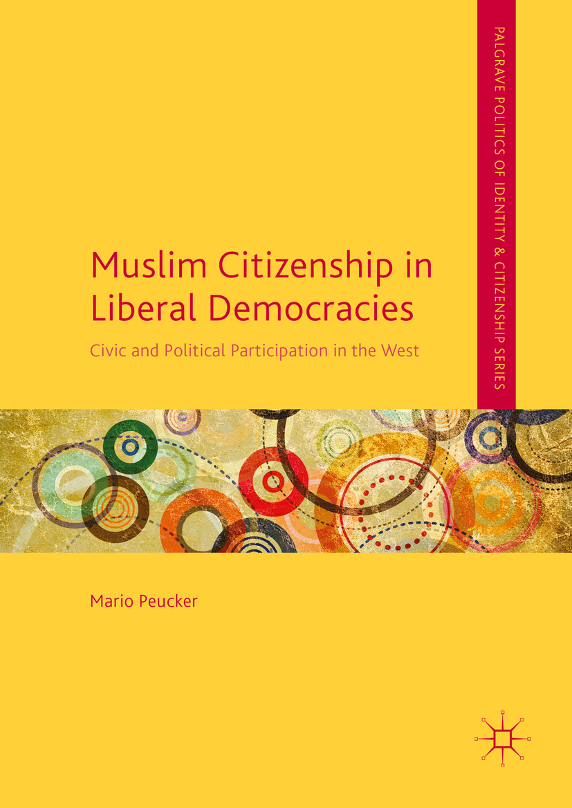 Peucker, Mario - Muslim Citizenship in Liberal Democracies, ebook
