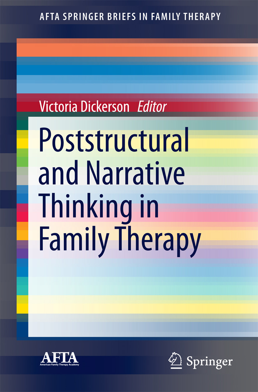 Dickerson, Victoria - Poststructural and Narrative Thinking in Family Therapy, ebook