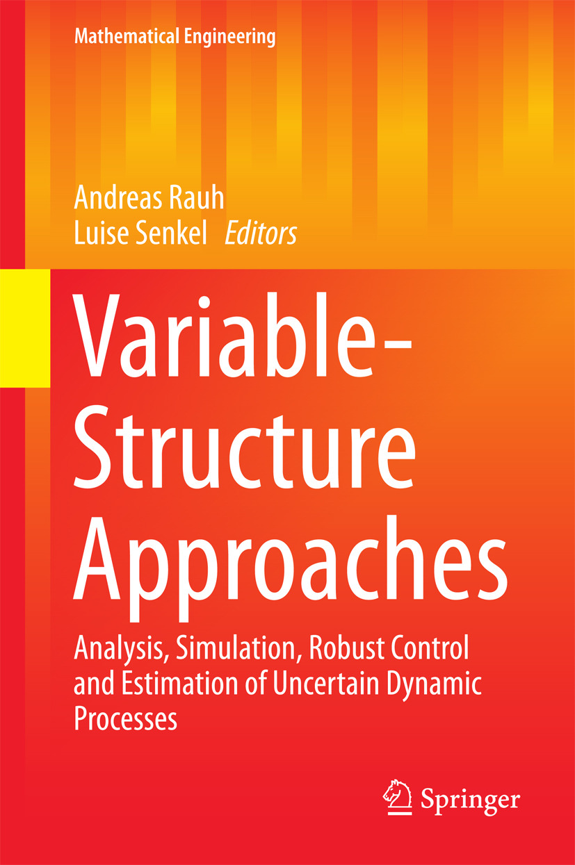 Rauh, Andreas - Variable-Structure Approaches, ebook