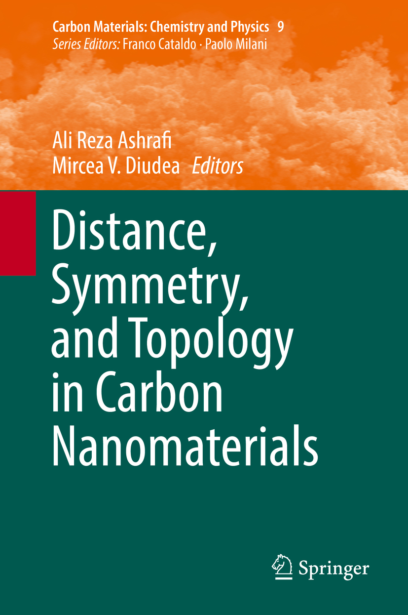 Ashrafi, Ali Reza - Distance, Symmetry, and Topology in Carbon Nanomaterials, ebook