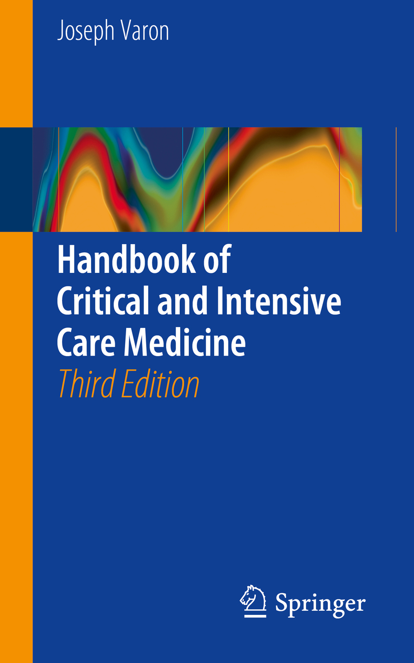 Varon, Joseph - Handbook of Critical and Intensive Care Medicine, ebook