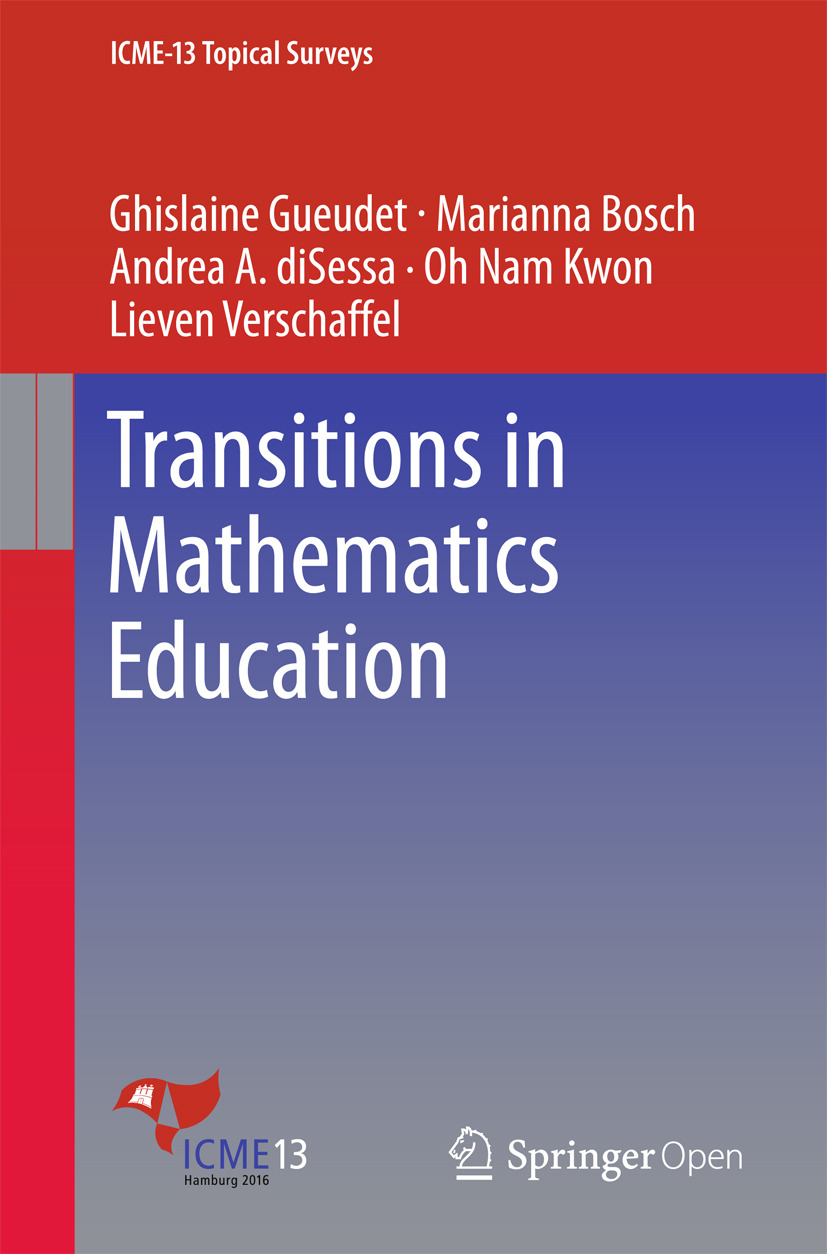 Bosch, Marianna - Transitions in Mathematics Education, ebook