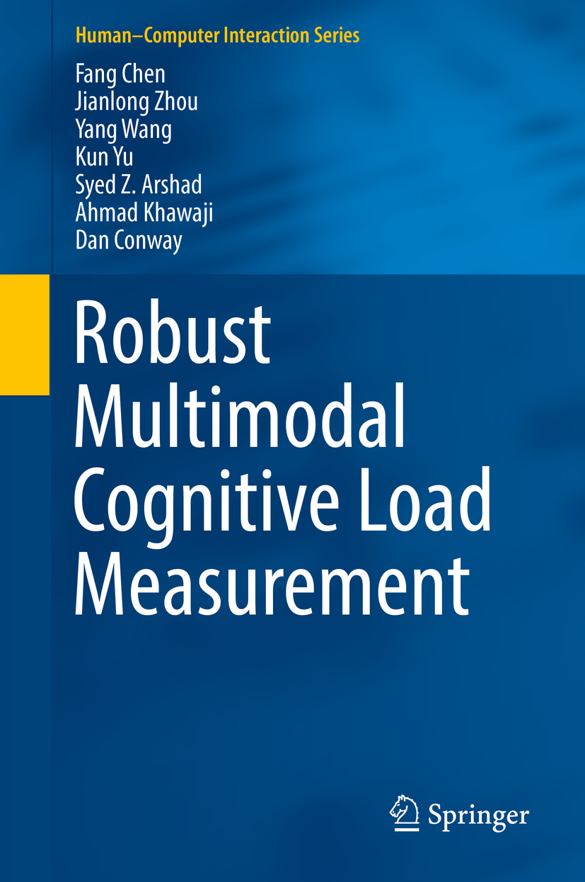Arshad, Syed Z. - Robust Multimodal Cognitive Load Measurement, e-bok