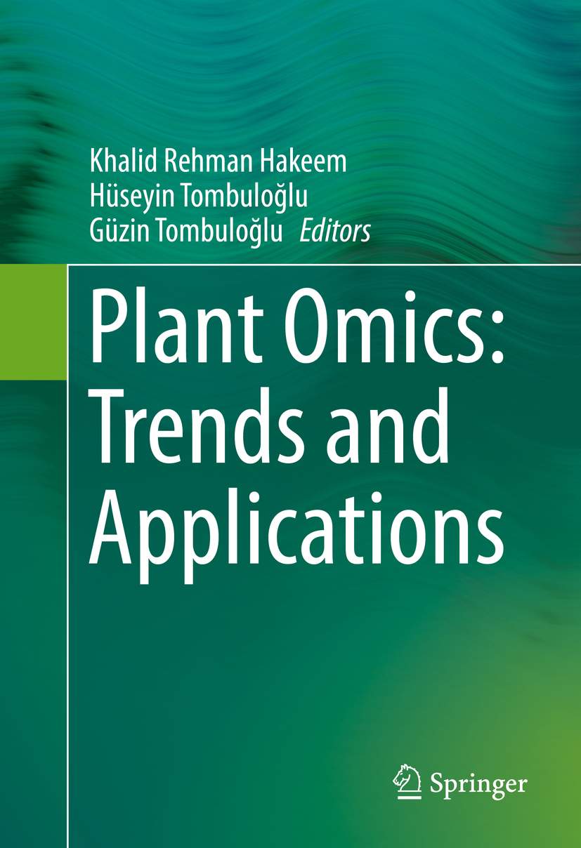 Hakeem, Khalid Rehman - Plant Omics: Trends and Applications, ebook