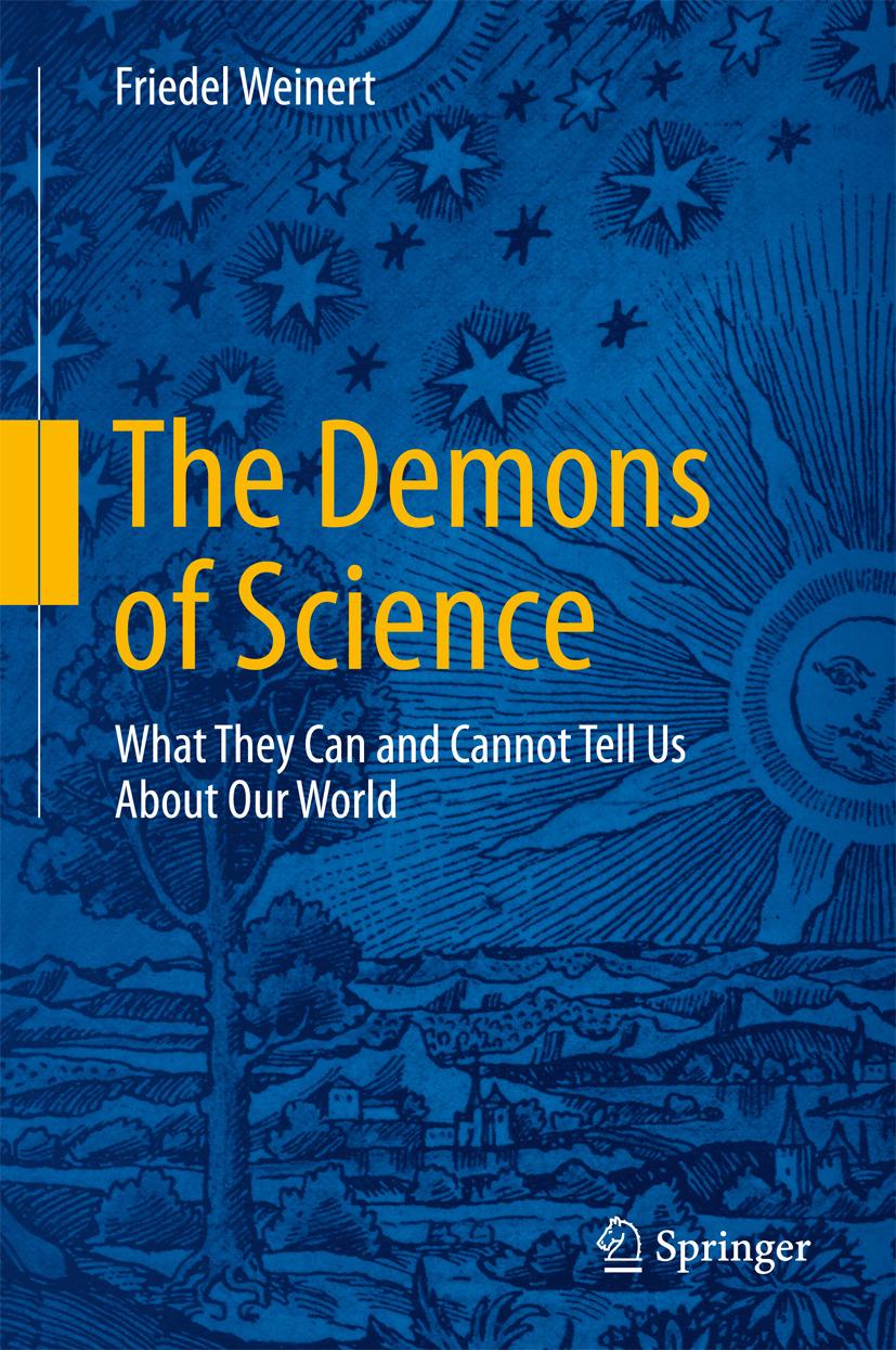 Weinert, Friedel - The Demons of Science, ebook