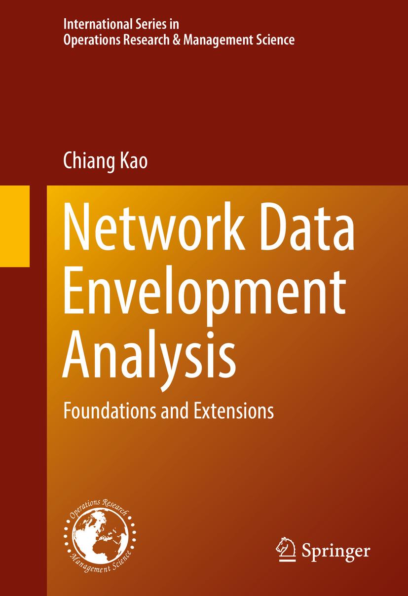 Kao, Chiang - Network Data Envelopment Analysis, ebook