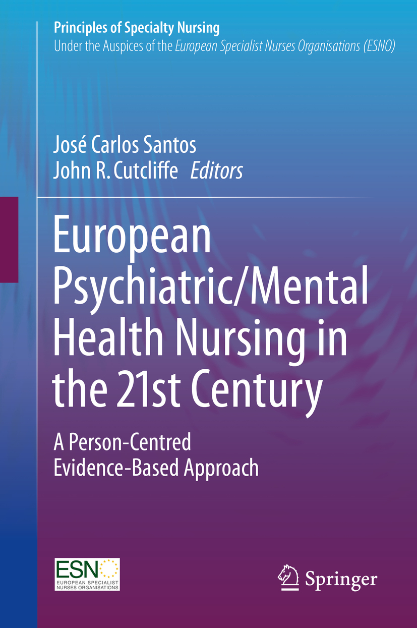 Cutcliffe, John R. - European Psychiatric/Mental Health Nursing in the 21st Century, ebook