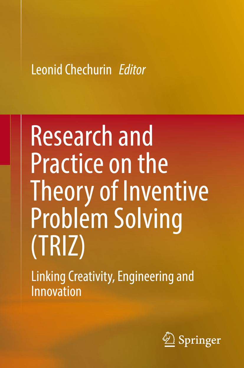 Chechurin, Leonid - Research and Practice on the Theory of Inventive Problem Solving (TRIZ), ebook