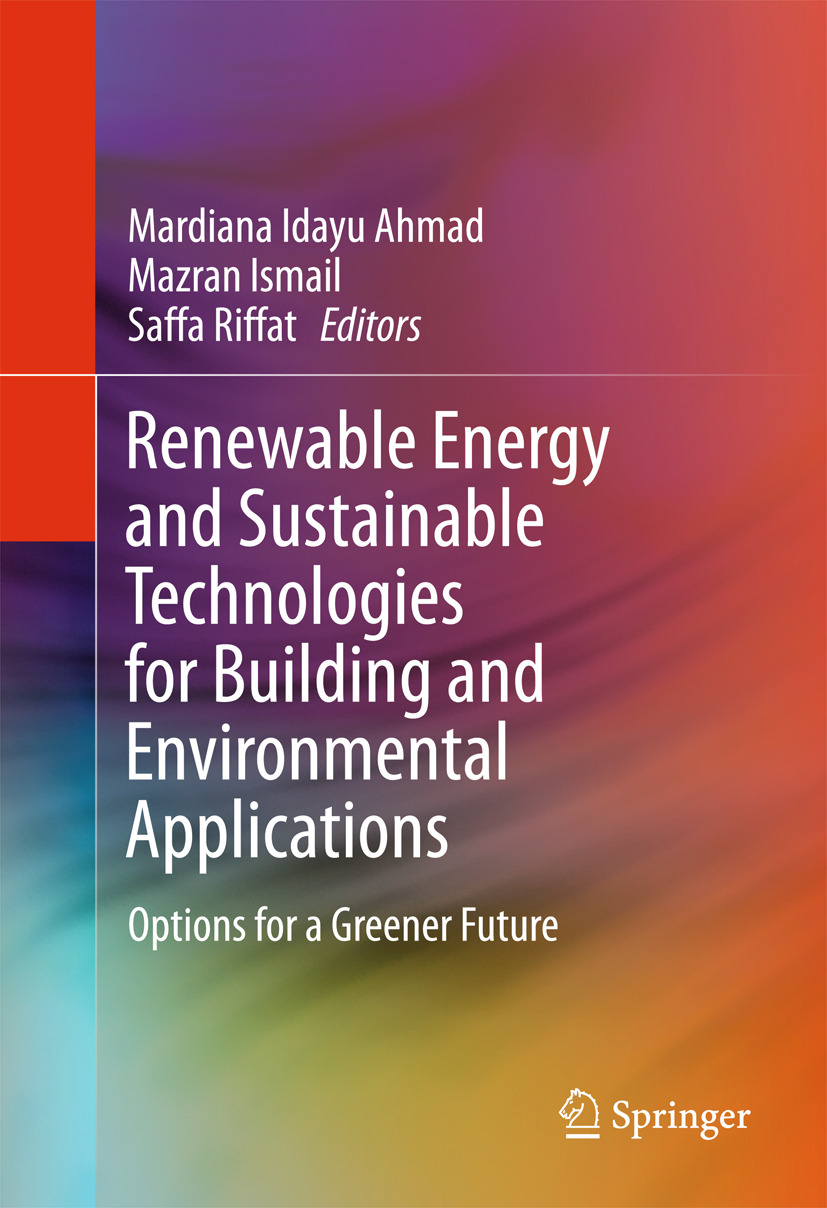 Ahmad, Mardiana Idayu - Renewable Energy and Sustainable Technologies for Building and Environmental Applications, ebook