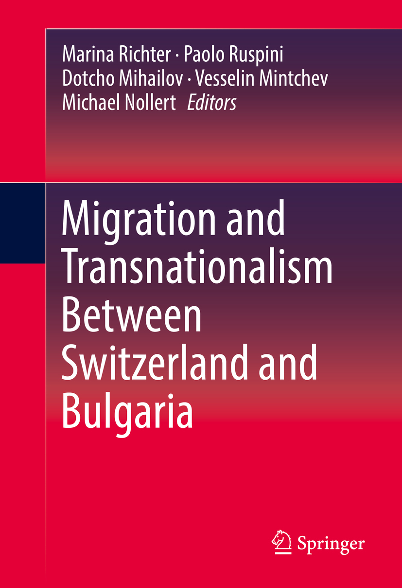 Mihailov, Dotcho - Migration and Transnationalism Between Switzerland and Bulgaria, ebook