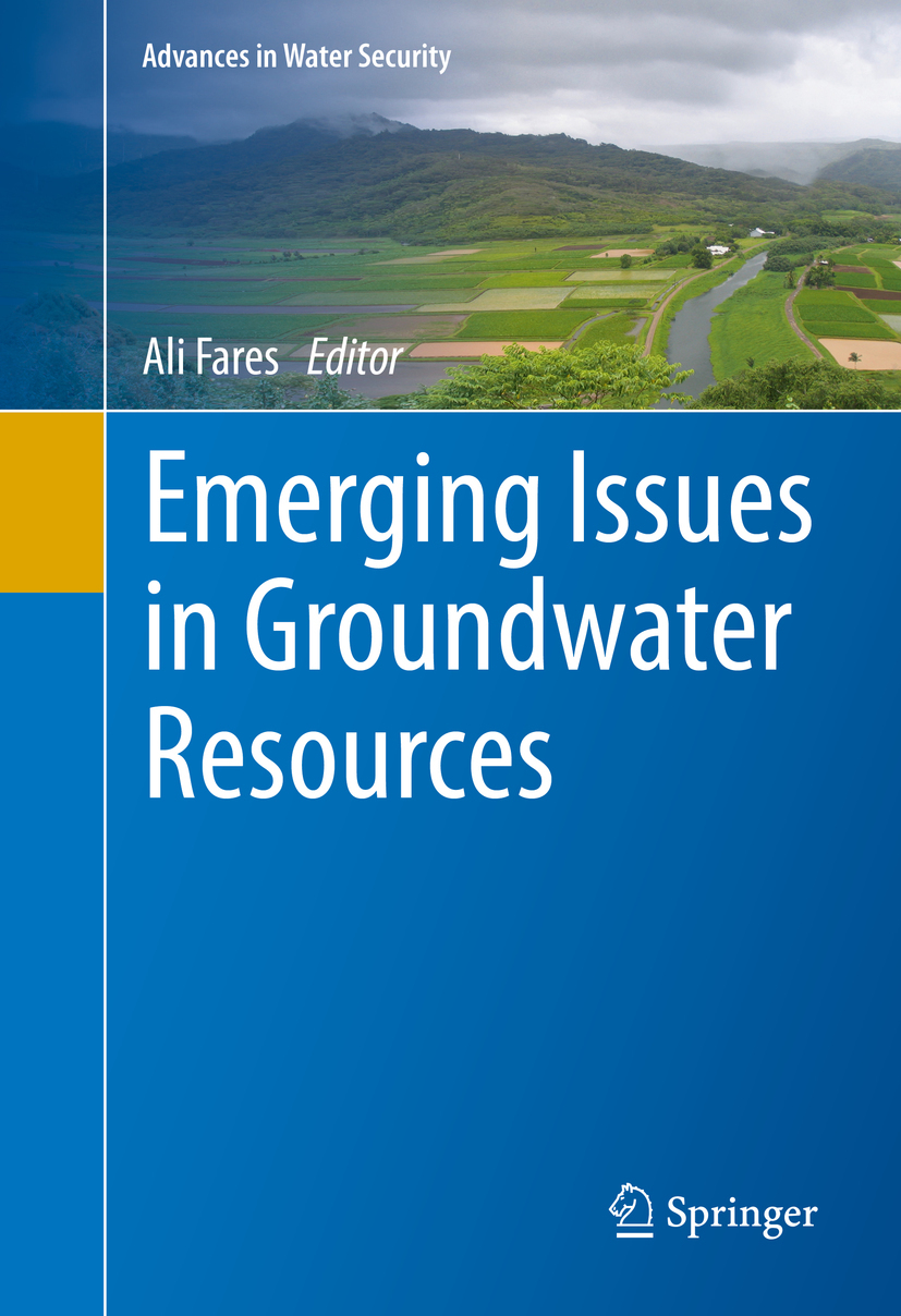 Fares, Ali - Emerging Issues in Groundwater Resources, ebook