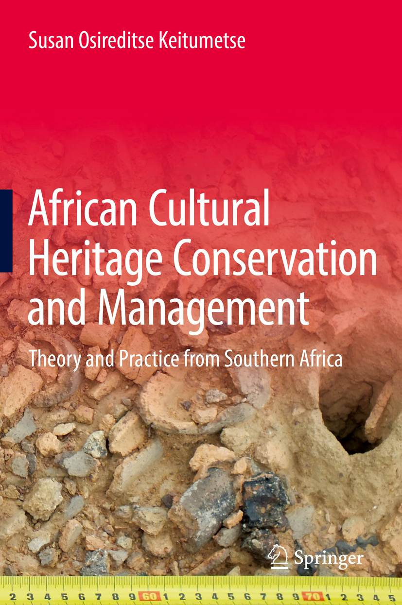 Keitumetse, Susan Osireditse - African Cultural Heritage Conservation and Management, ebook