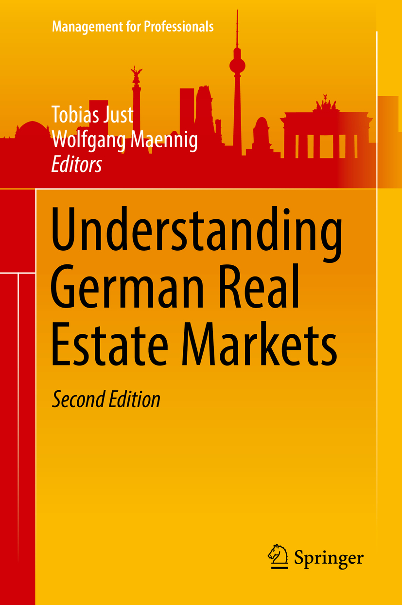 Just, Tobias - Understanding German Real Estate Markets, ebook