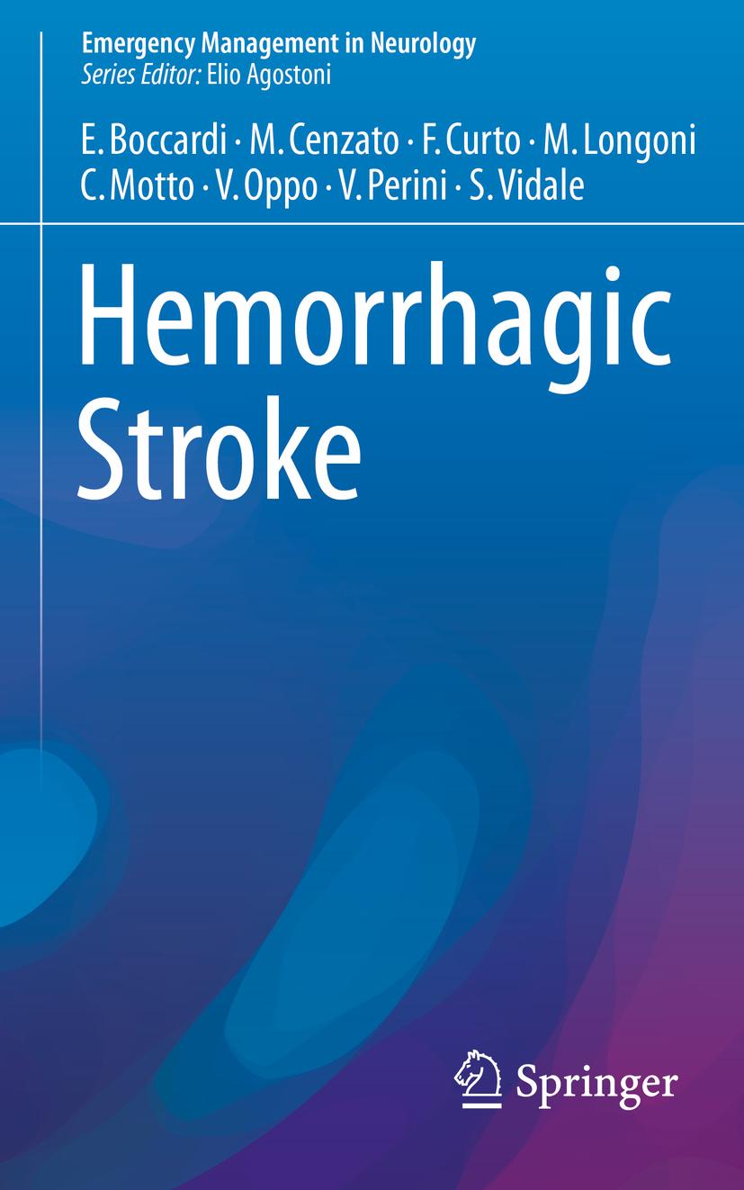 Boccardi, Edoardo - Hemorrhagic Stroke, ebook