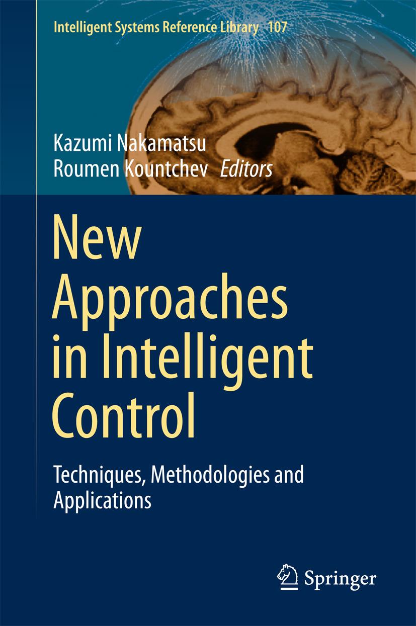 Kountchev, Roumen - New Approaches in Intelligent Control, ebook