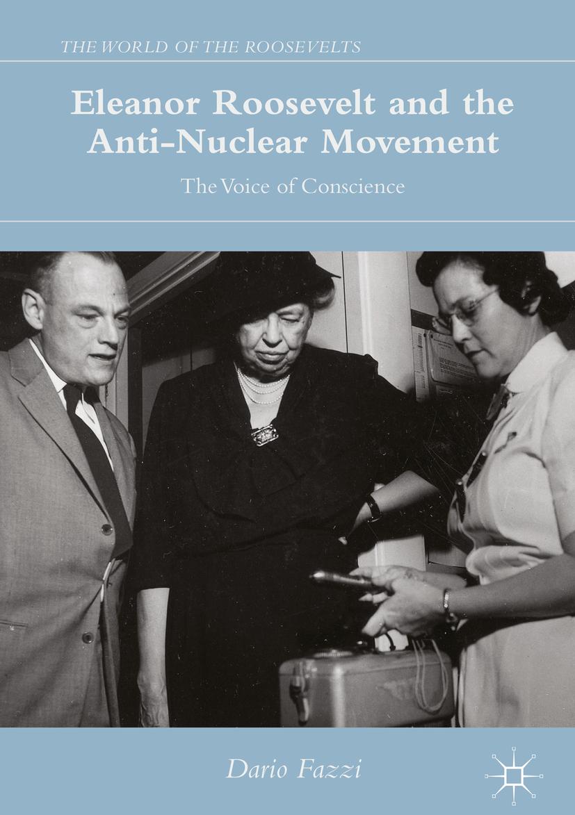Fazzi, Dario - Eleanor Roosevelt and the Anti-Nuclear Movement, ebook