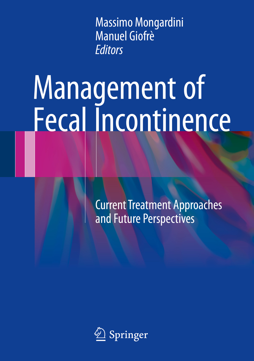 Giofrè, Manuel - Management of Fecal Incontinence, ebook