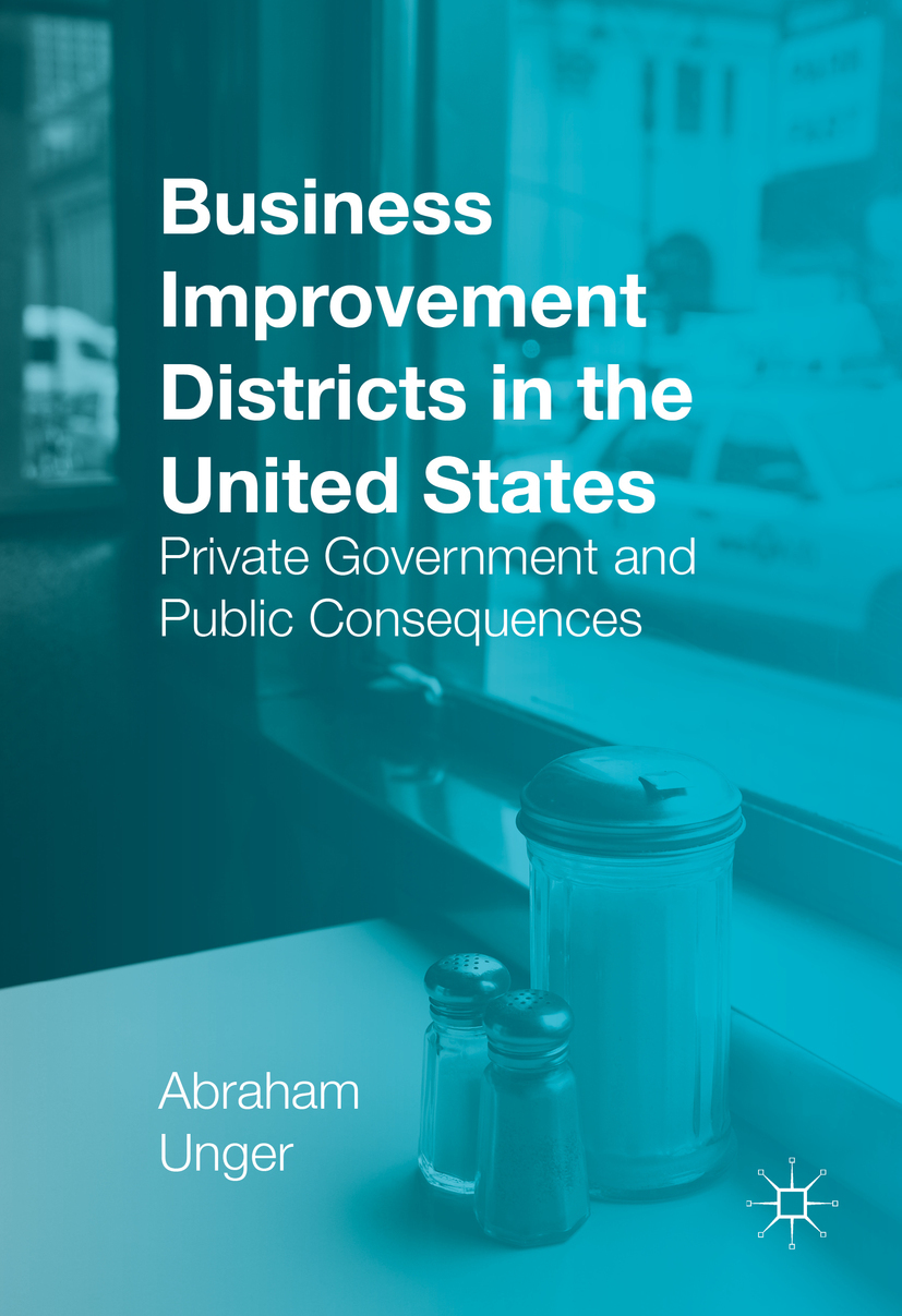 Unger, Abraham - Business Improvement Districts in the United States, ebook