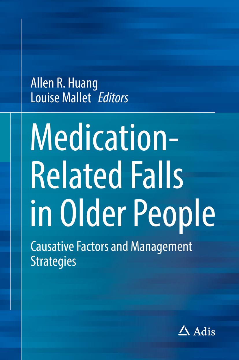 Huang, Allen R. - Medication-Related Falls in Older People, ebook