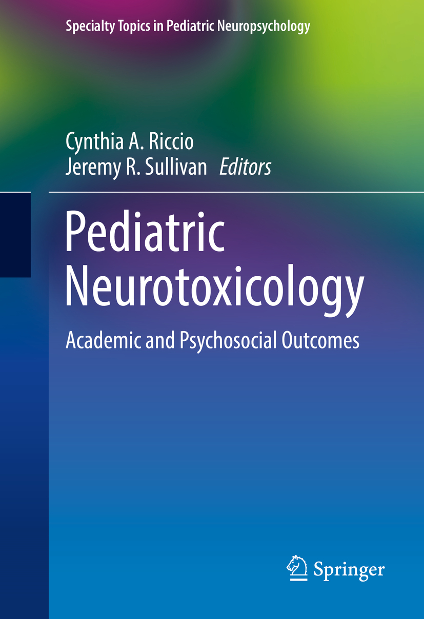 Riccio, Cynthia A. - Pediatric Neurotoxicology, ebook