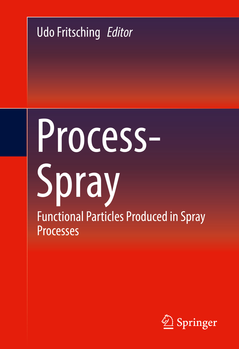 Fritsching, Udo - Process-Spray, ebook