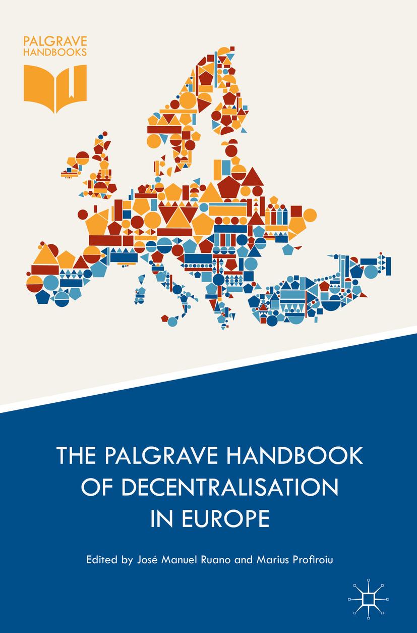 Profiroiu, Marius - The Palgrave Handbook of Decentralisation in Europe, ebook