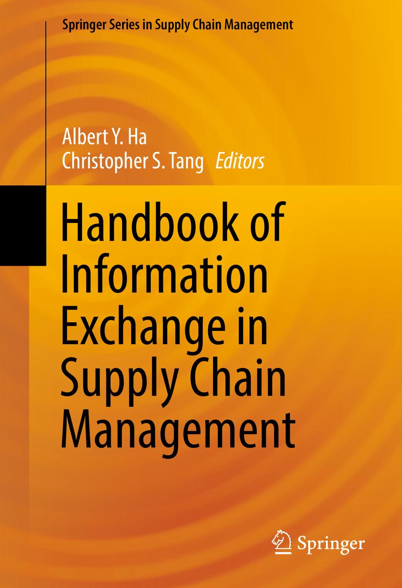 Ha, Albert Y. - Handbook of Information Exchange in Supply Chain Management, ebook