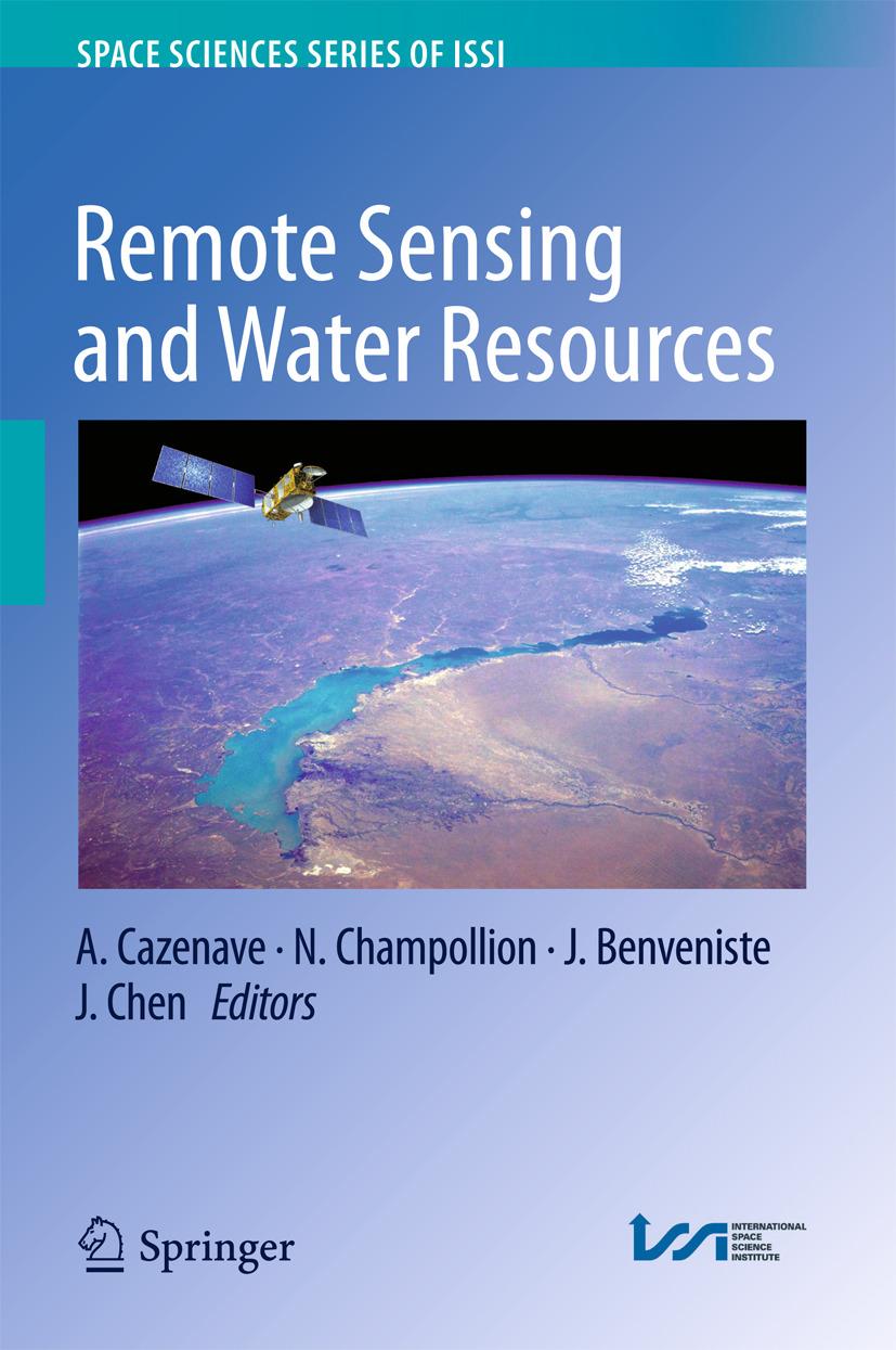 Benveniste, J. - Remote Sensing and Water Resources, ebook