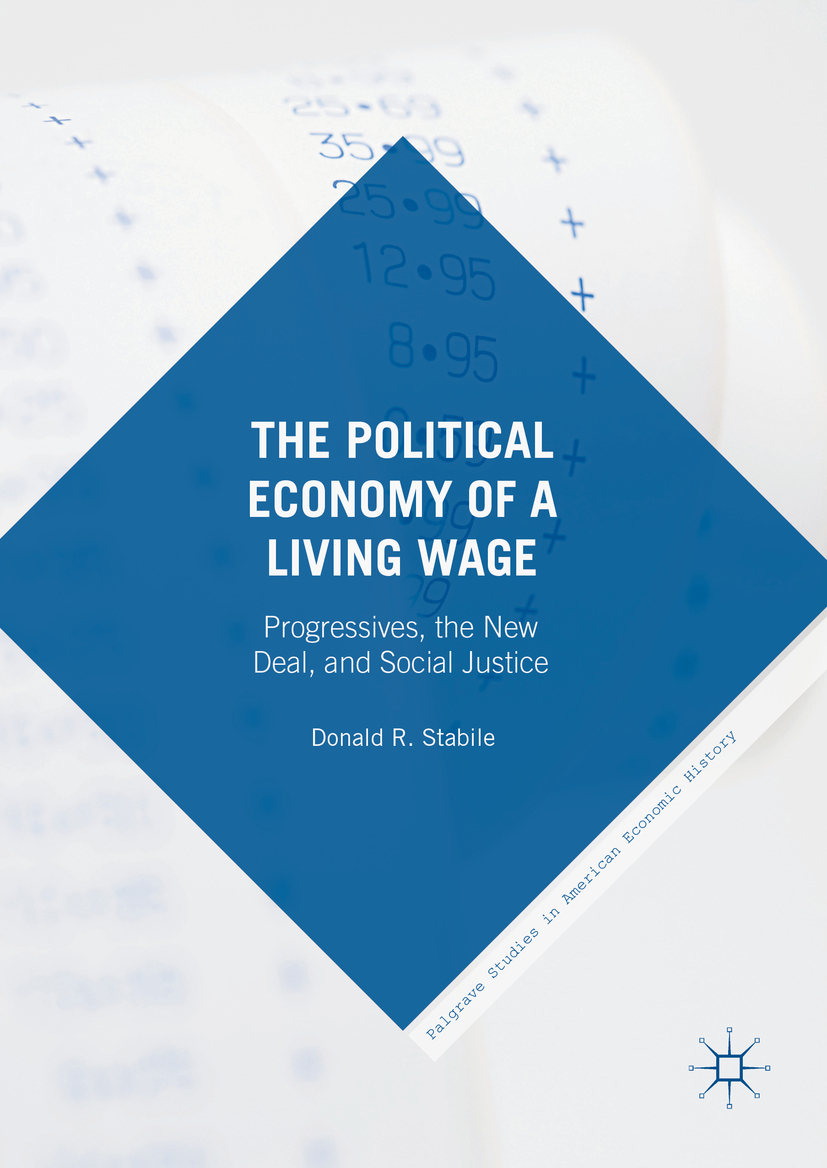 Stabile, Donald - The Political Economy of a Living Wage, ebook