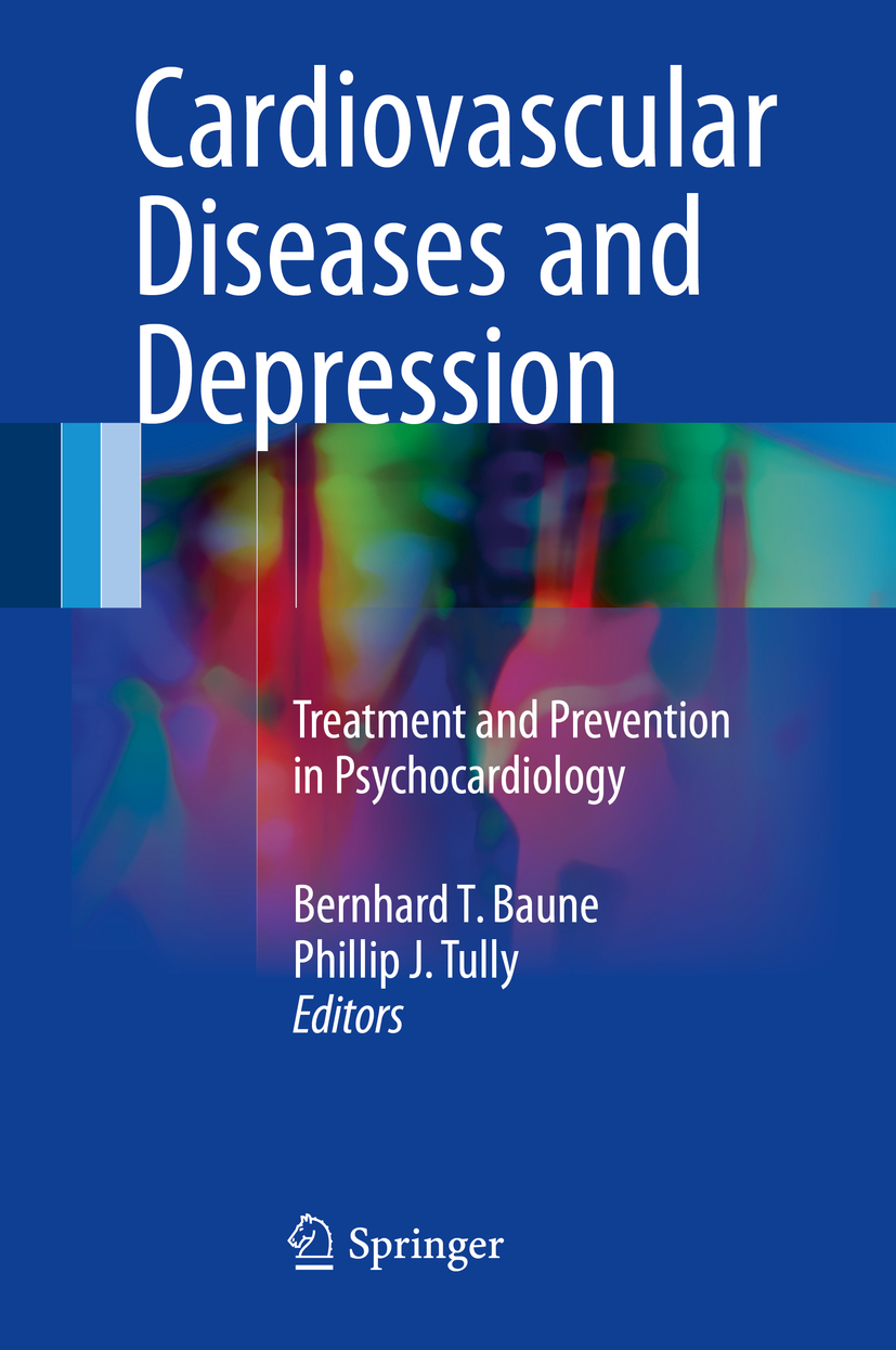 Baune, Bernhard T. - Cardiovascular Diseases and Depression, ebook