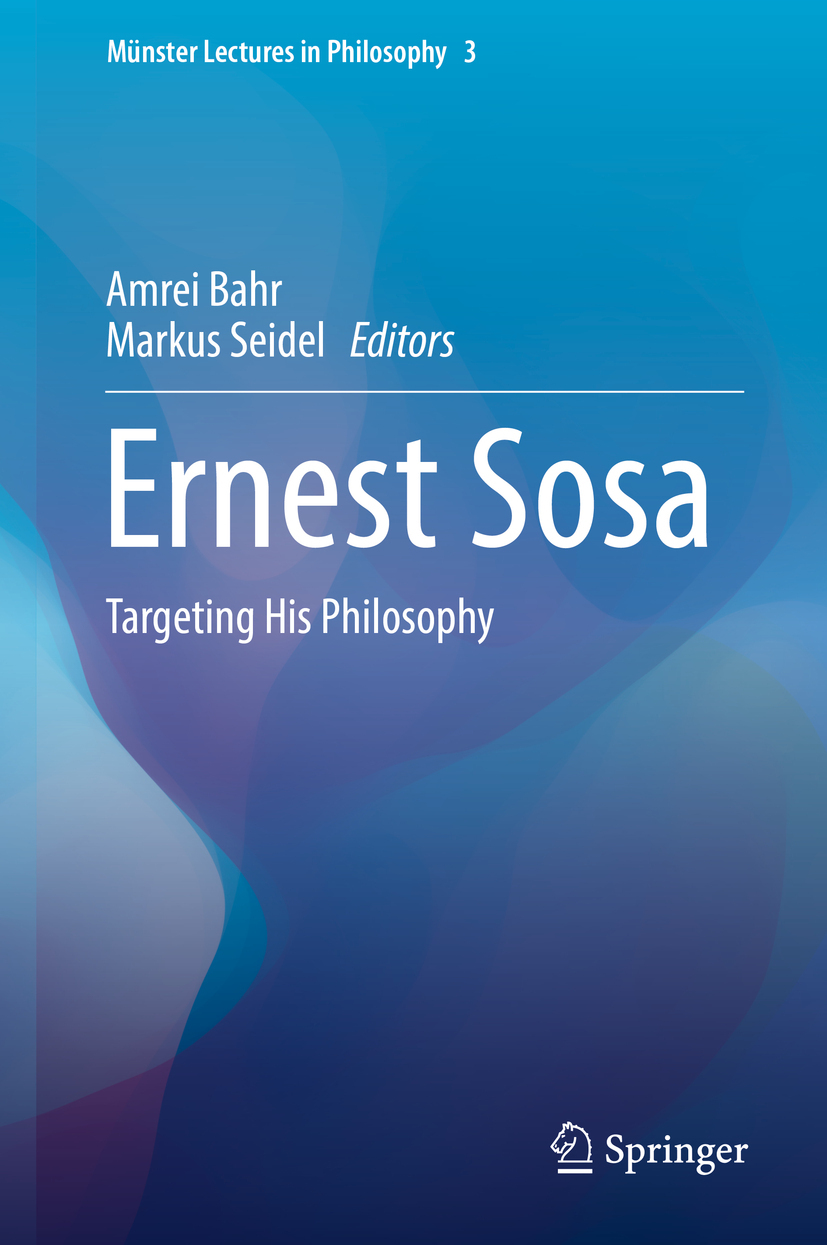 Bahr, Amrei - Ernest Sosa, ebook