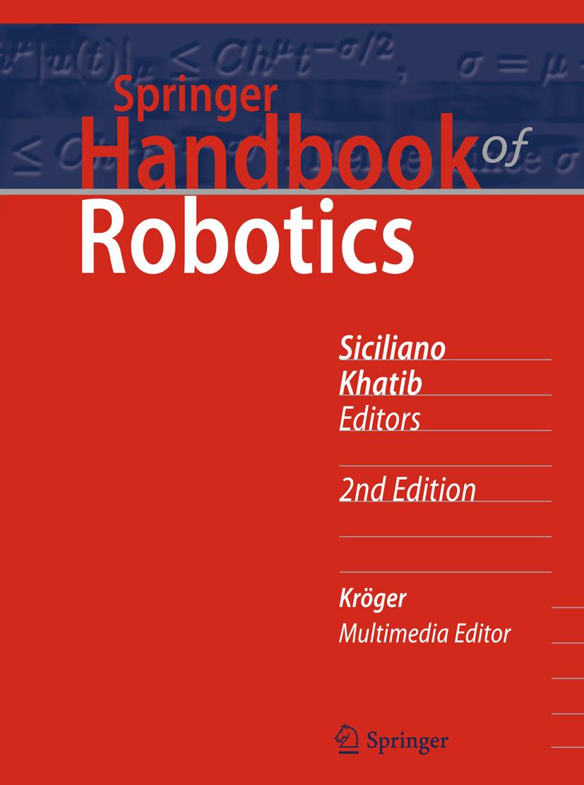 Khatib, Oussama - Springer Handbook of Robotics, ebook