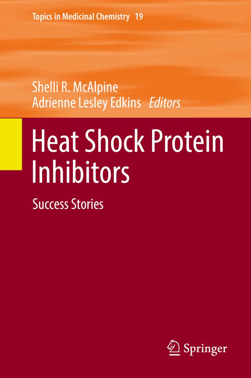 Edkins, Adrienne Lesley - Heat Shock Protein Inhibitors, ebook