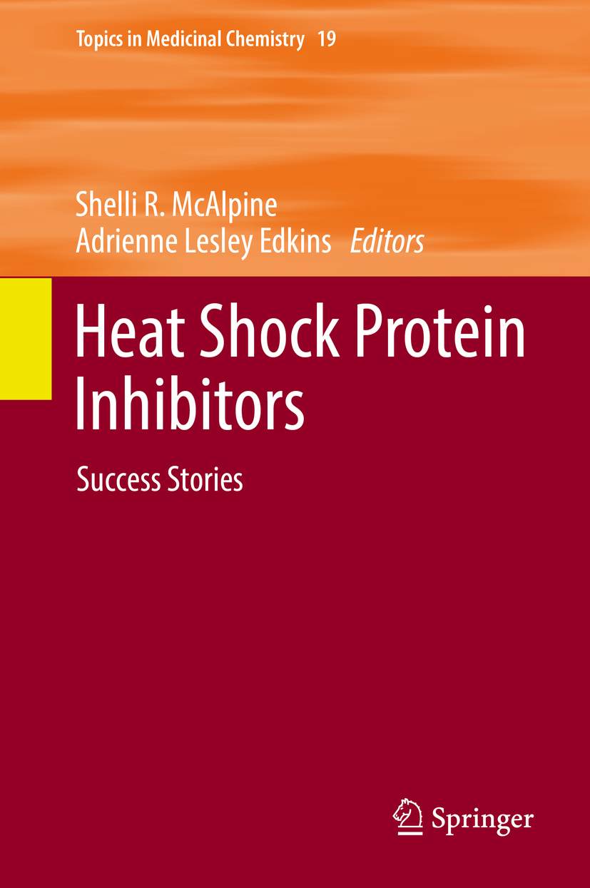 Edkins, Adrienne Lesley - Heat Shock Protein Inhibitors, e-kirja