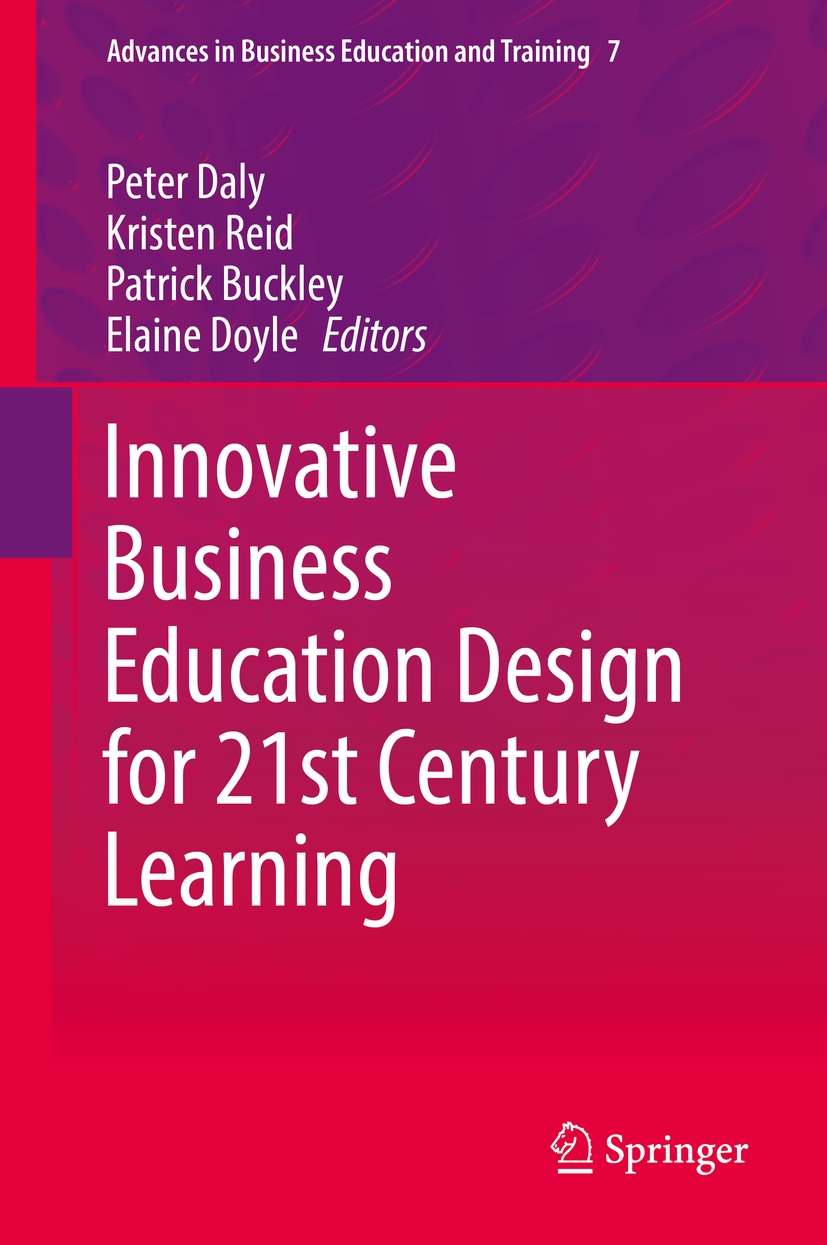 Buckley, Patrick - Innovative Business Education Design for 21st Century Learning, ebook