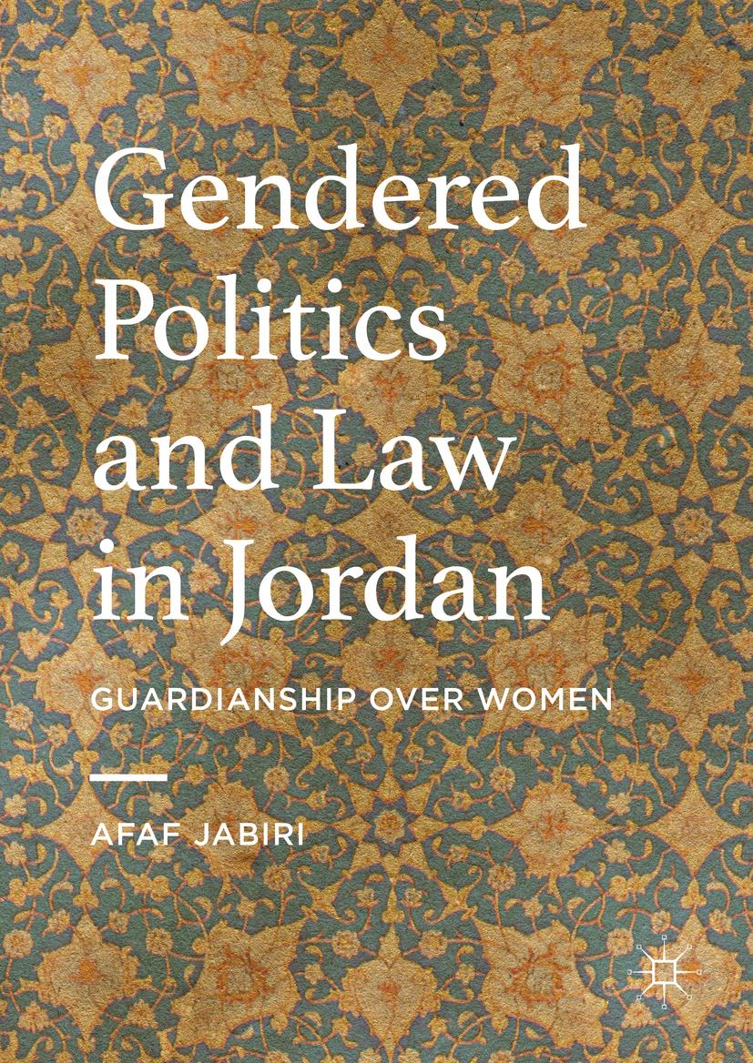 Jabiri, Afaf - Gendered Politics and Law in Jordan, ebook
