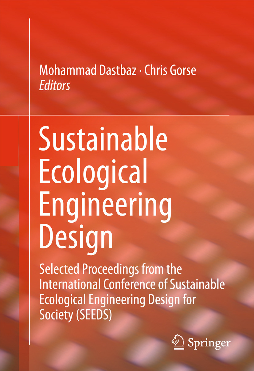 Dastbaz, Mohammad - Sustainable Ecological Engineering Design, ebook