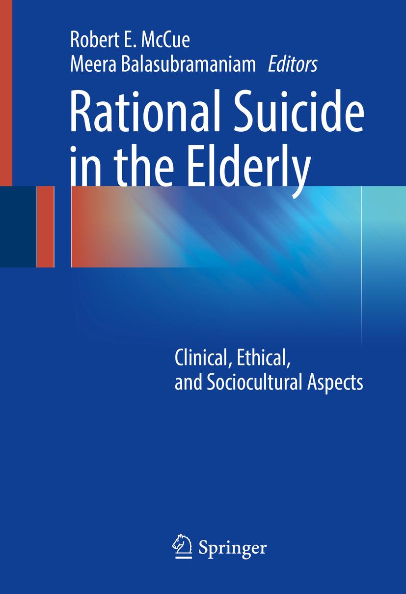 Balasubramaniam, Meera - Rational Suicide in the Elderly, ebook