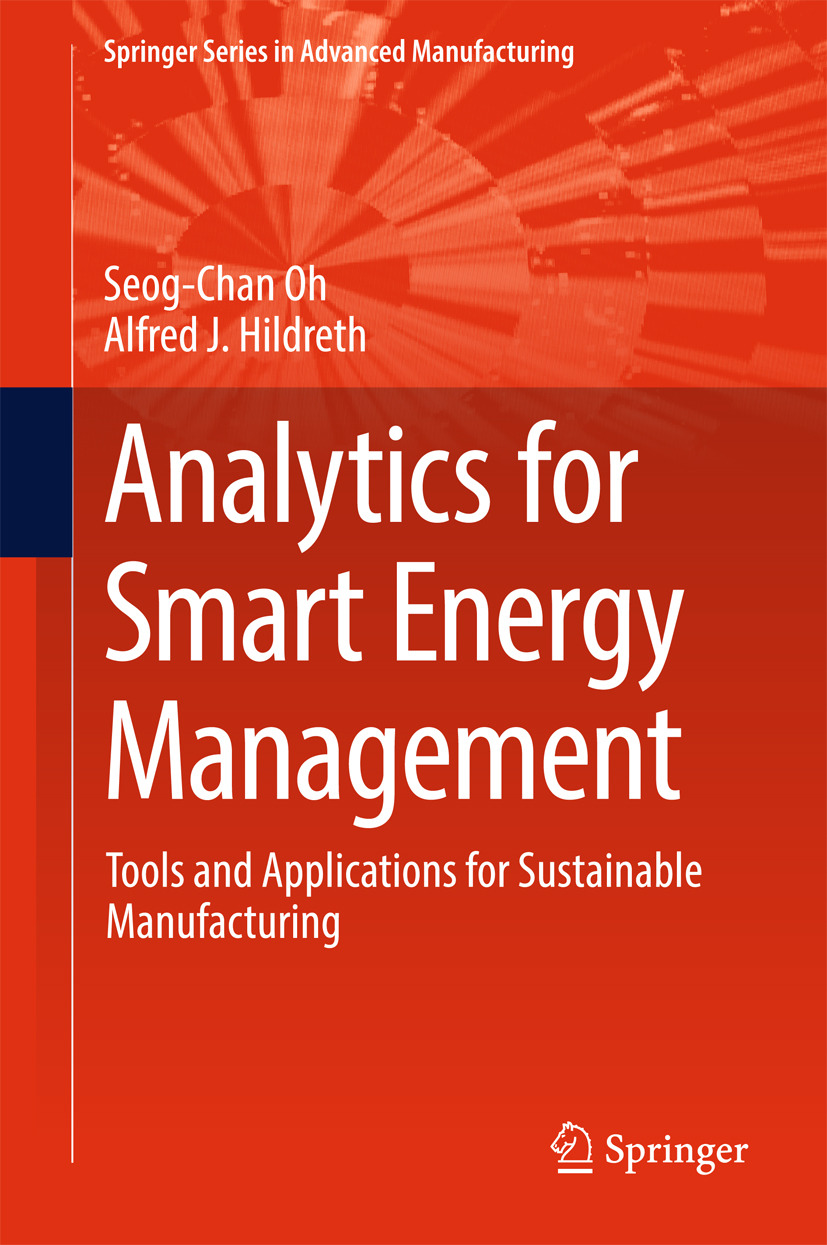 Hildreth, Alfred J. - Analytics for Smart Energy Management, ebook