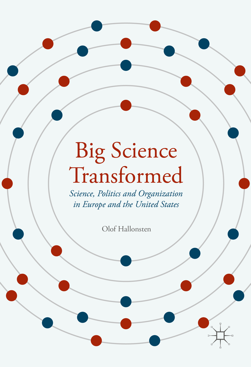 Hallonsten, Olof - Big Science Transformed, ebook